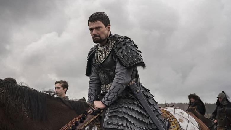 Danila Kozlovsky as Prince Oleg on Vikings