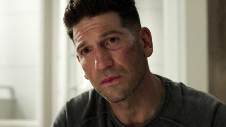 Jon Bernthal as Frank Castle Marvel's The Punisher