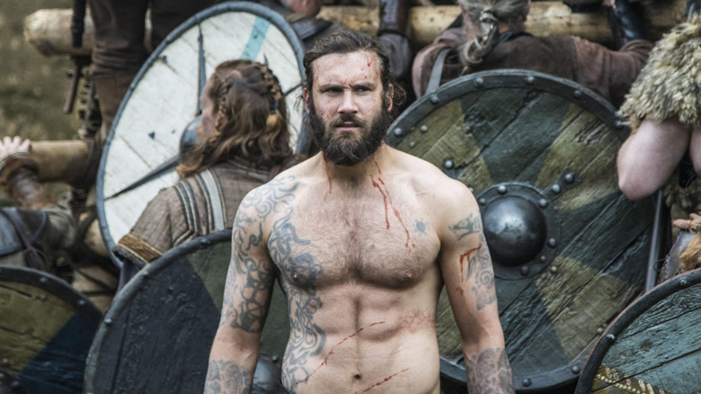 Clive Standen as Rollo in Vikings