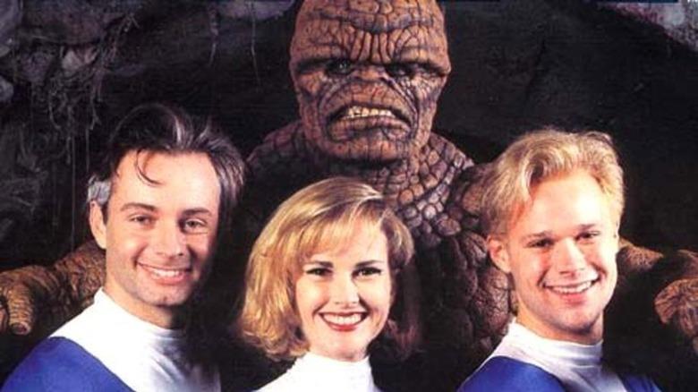 Fantastic Four 1994 promo image