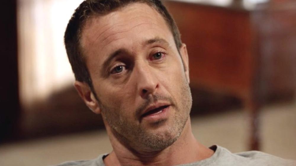 Actor Alex O'Loughlin