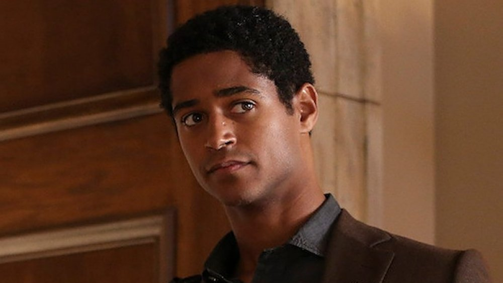 Alfred Enoch as Wes Gibbons on How to Get Away with Murder