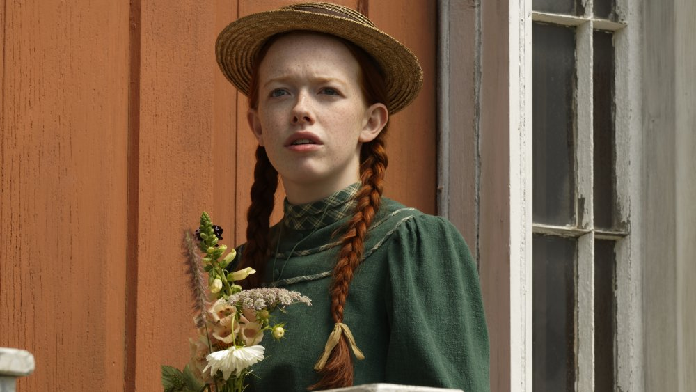 Amybeth McNulty in Anne with an E