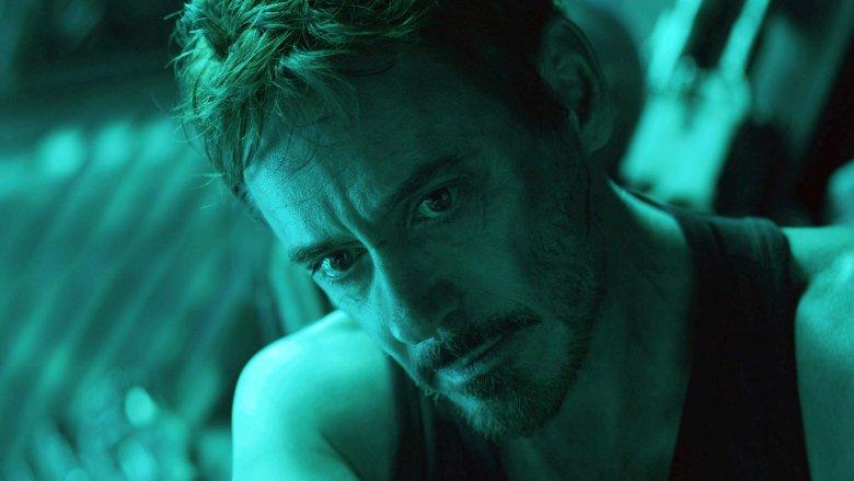 Iron Man, Endgame