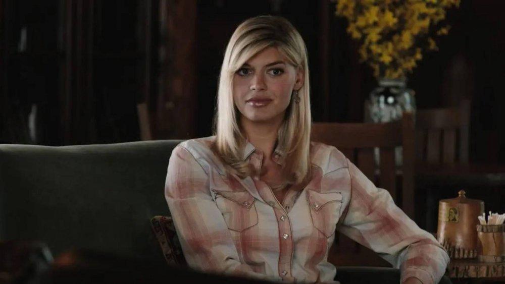 Kelly Rohrbach played Cassidy Reid on Yellowstone