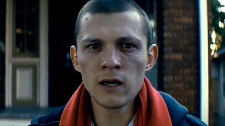 Tom Holland in Cherry