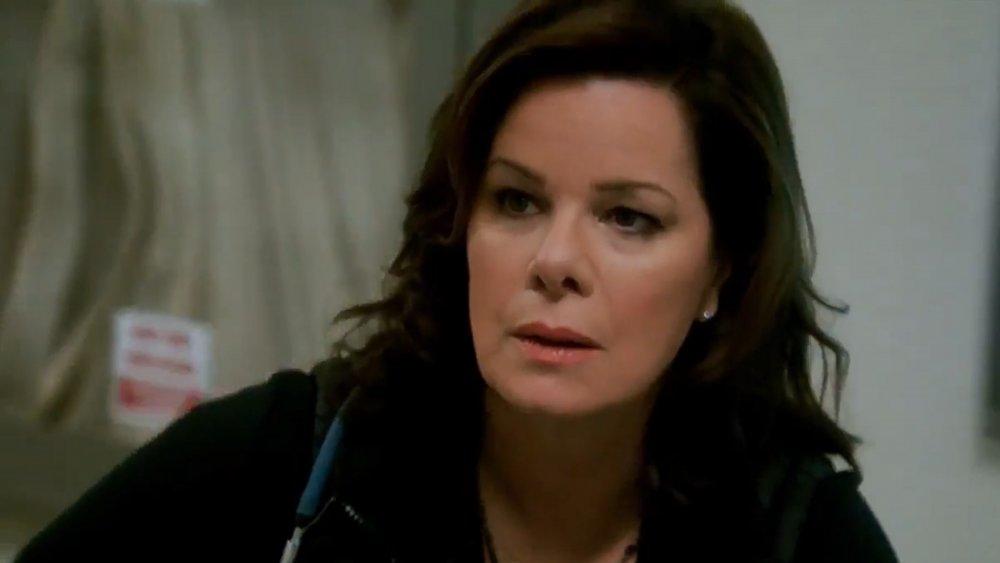Marcia Gay Harden as Dr. Leanne Rorish on Code Black