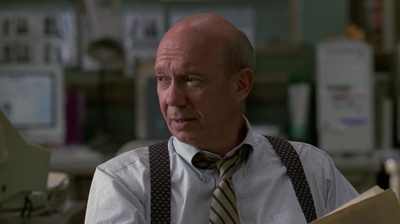Dann Florek as Captain Donald Cragen on Law & Order: SVU
