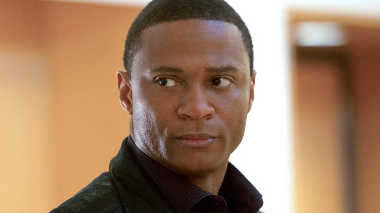 David Ramsey as Carter Poole in Blue Bloods