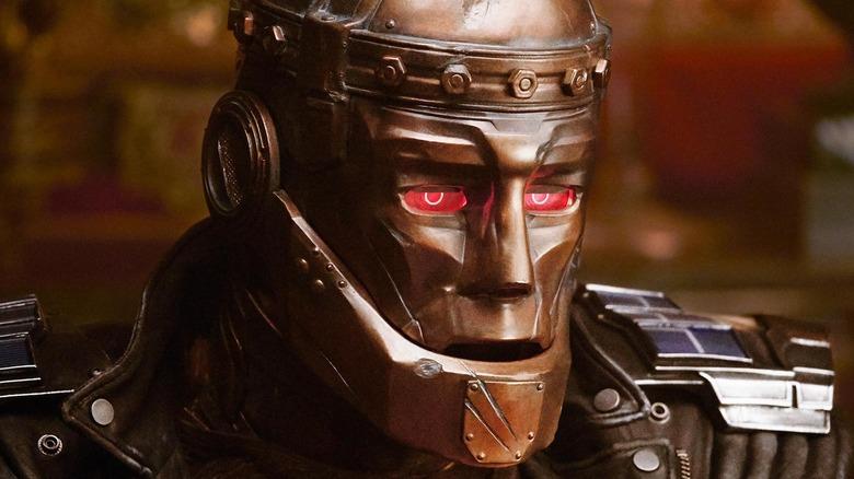 Brendan Fraser as Robotman