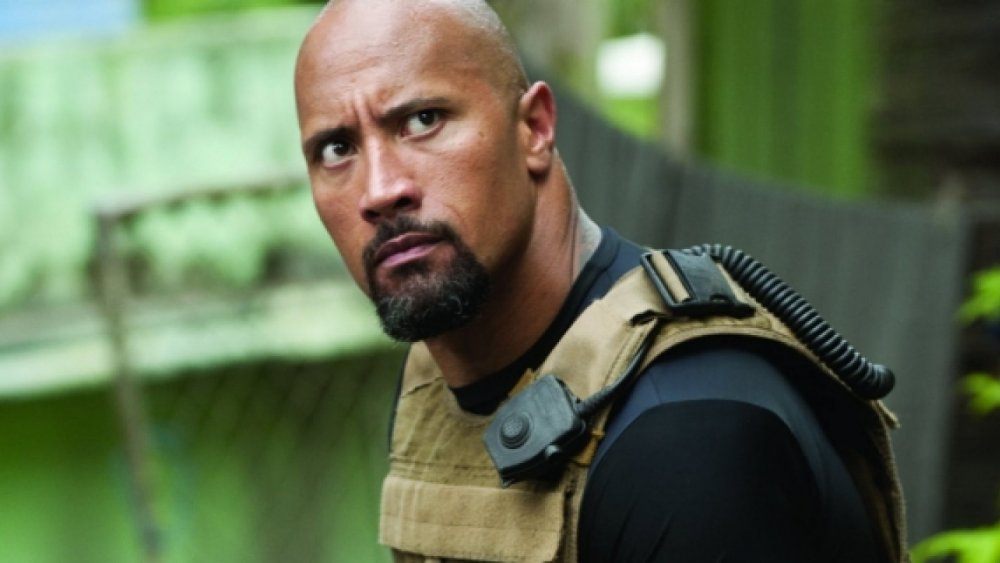 Dwayne Johnson as Luke Hobbs