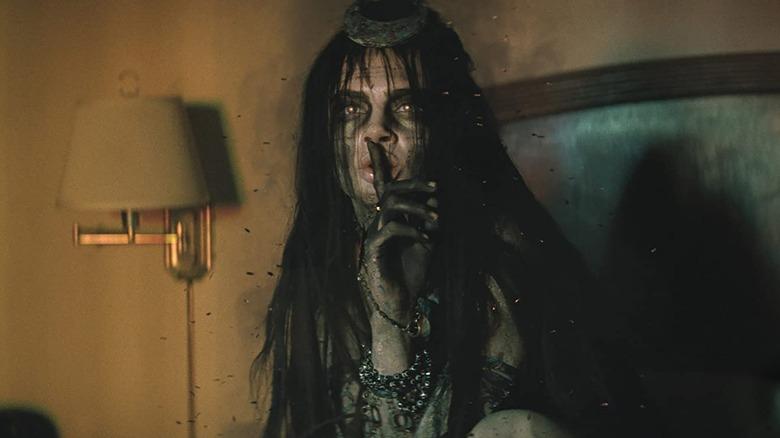 Cara Delevigne in Suicide Squad