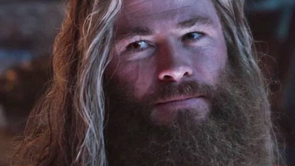 Chris Hemsworth Avengers: Endgame Thor