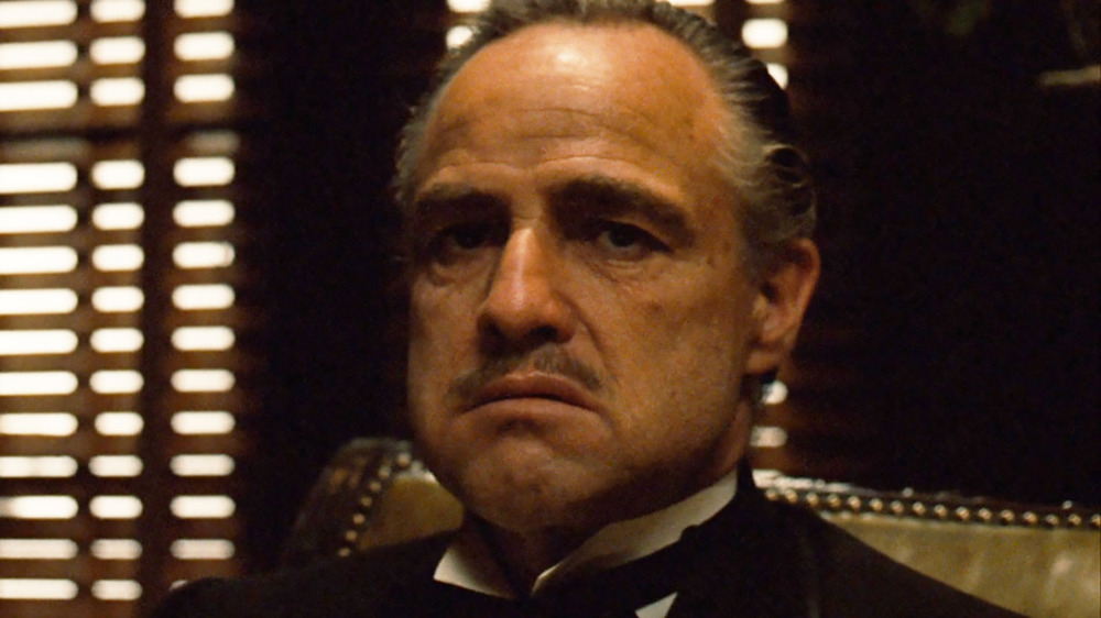 Marlon Brando The Goldfather