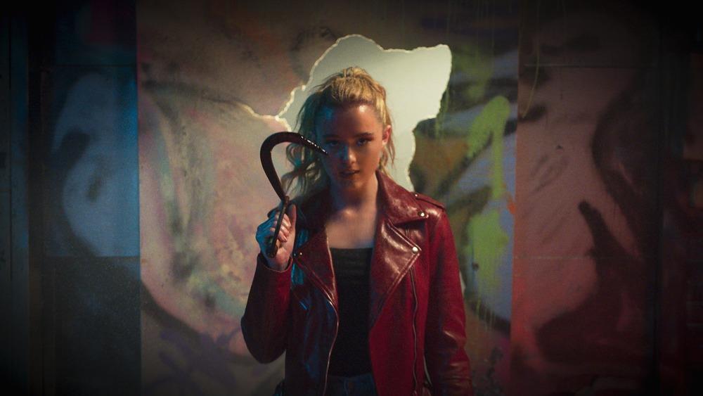 Kathryn Newton as Millie Kessler in Freaky