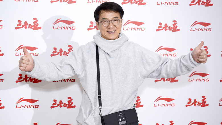 The Real Reason Jackie Chan Stopped Filming American Movies