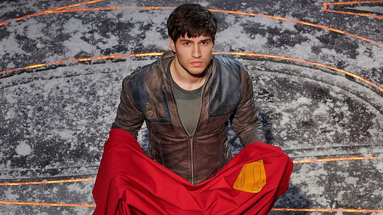Promotional artwork for Krypton