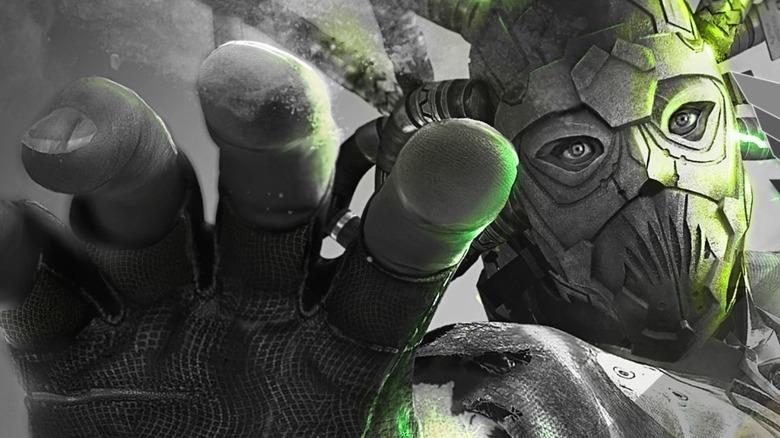 LawBreakers Mask