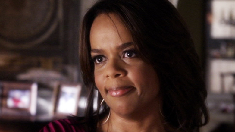 Paula Newsome as Jackie Vance on NCIS