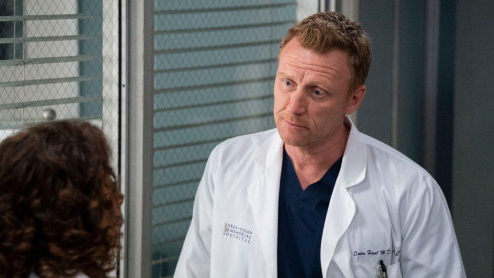 Kevin McKidd as Owen Hunt on Grey's Anatomy