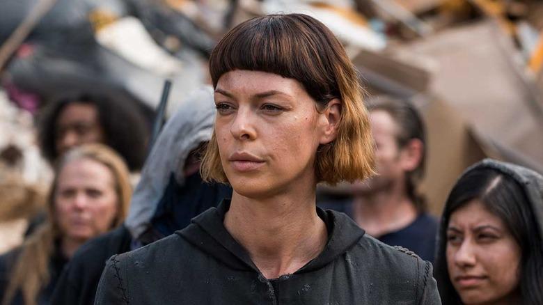 Pollyanna McIntosh as Jadis on The Walking Dead