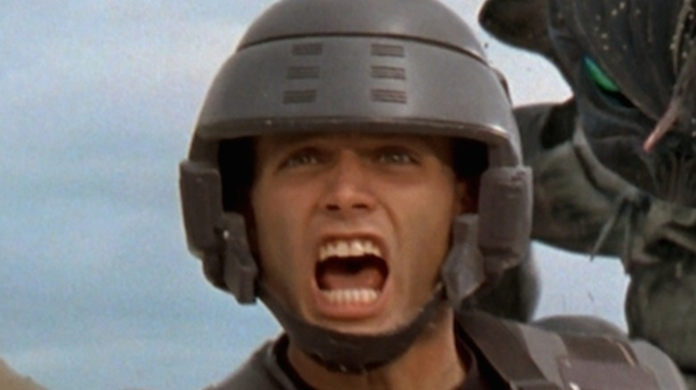 Starship Troopers Rico