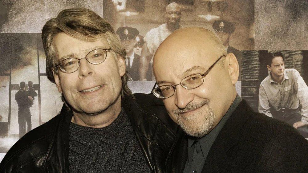 Stephen King and Frank Darabont