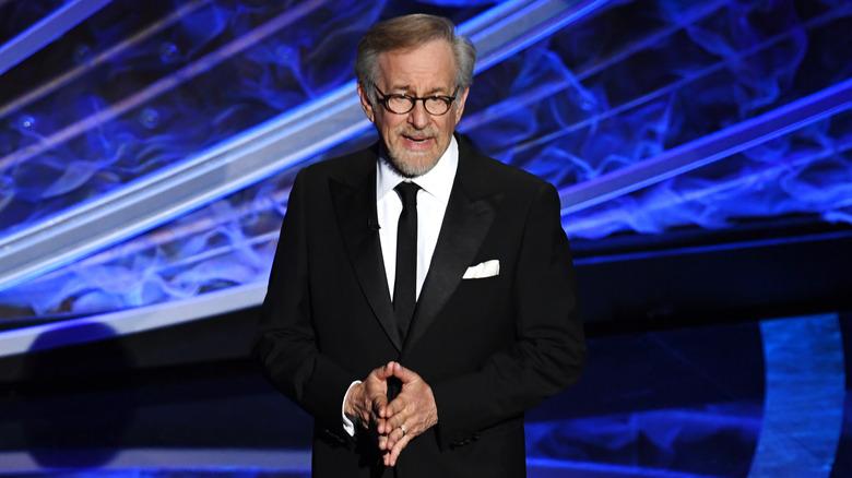 former Indiana Jones 5 director Steven Spielberg