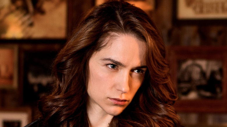 Wynonna Earp Melanie Scrofano