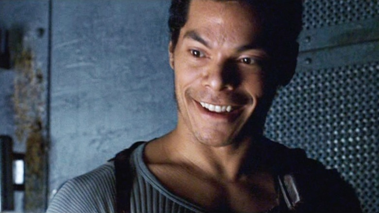 Marcus Chong as Tank in 'The Matrix'