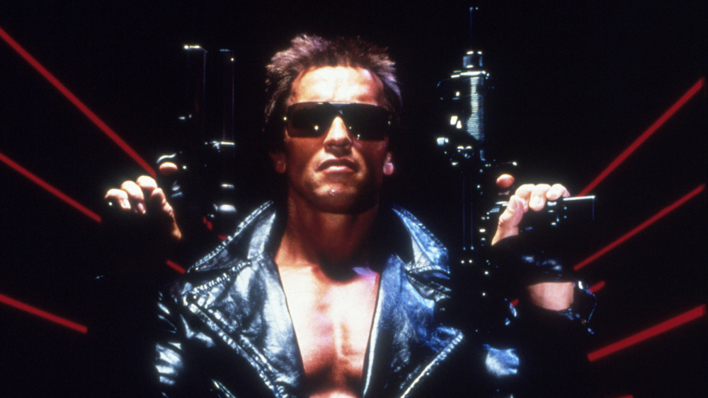 The Terminator with guns