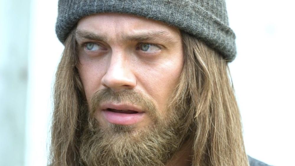 Tom Payne as Jesus in Walking Dead