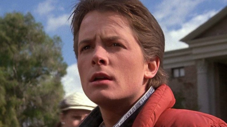 Back to the Future marty mcfly