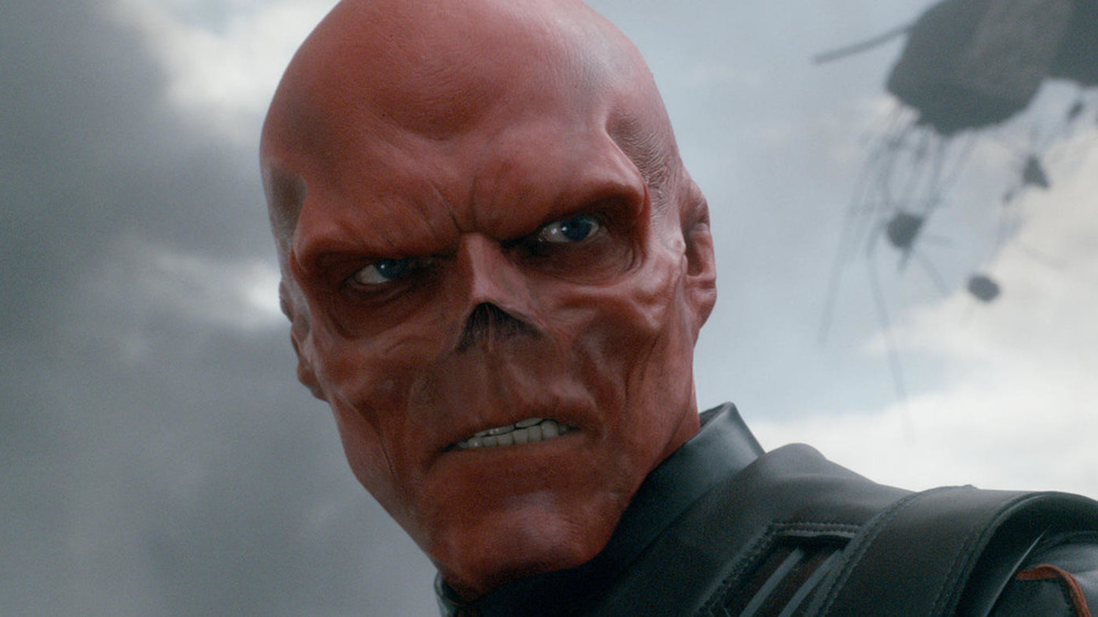 Hugo Weaving Red Skull
