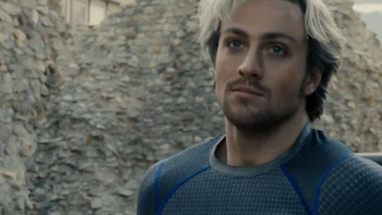 Aaron Taylor-Johnson in Avengers: Age of Ultron