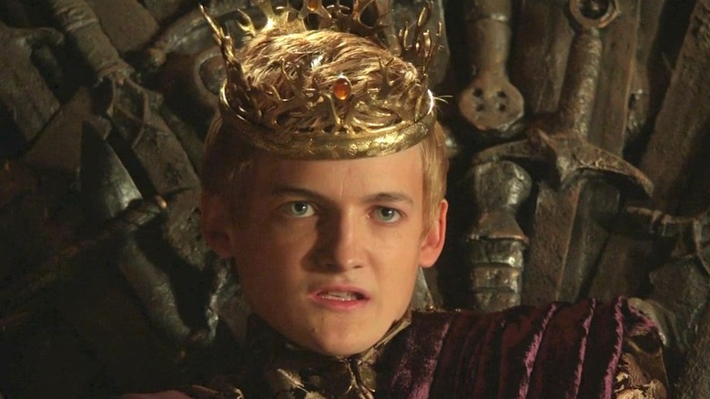 Jack Gleeson in Game of Thrones