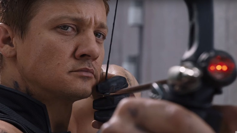 Why we haven't seen Hawkeye in Infinity War