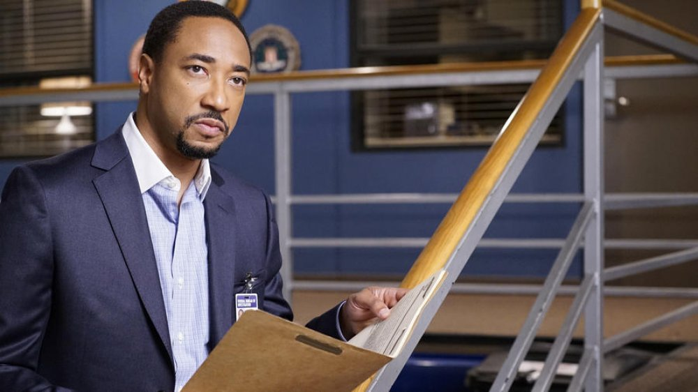 Damon Gupton as Special Agent Stephen Walker on Criminal Minds