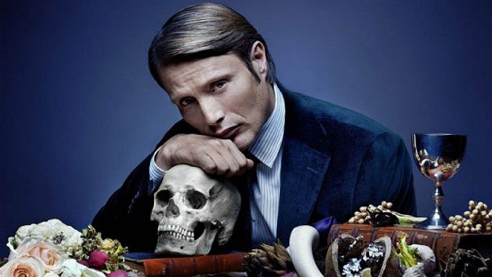 Mads Mikkelsen in Hannibal season 1 promo materials
