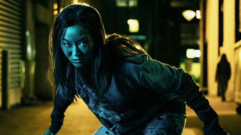 Karen Fukuhara as Kimiko on The Boys