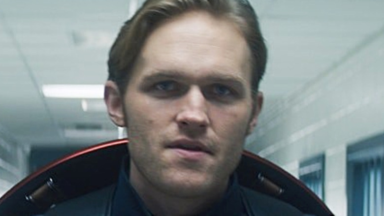 Wyatt Russell John Walker The Falcon and the Winter Soldier