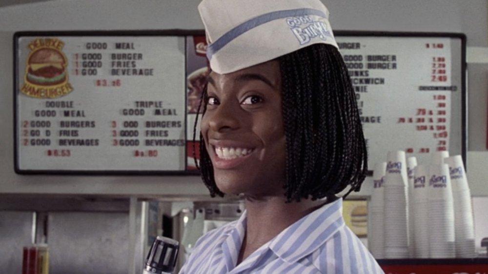 Kel Mitchell as Ed in Good Burger