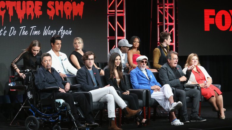 The Rocky Horror Picture Show revival cast