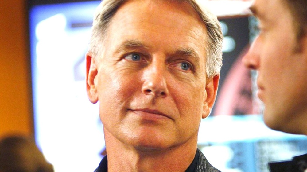 Gibbs from NCIS