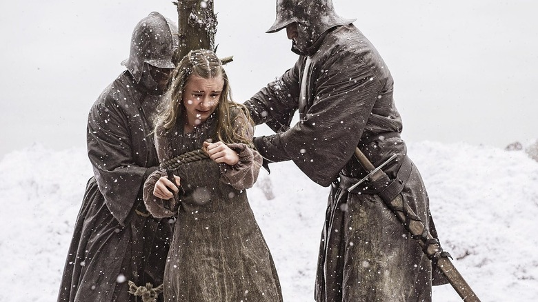 Kerry Ingram in Game of Thrones