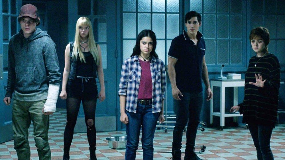 Cast of New Mutants