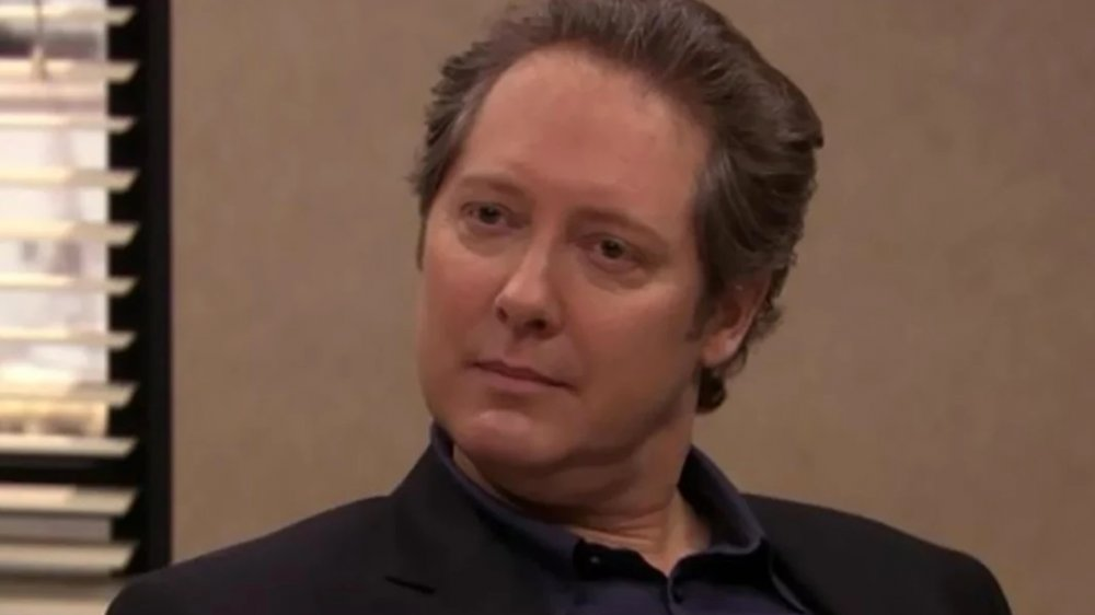 James Spader on The Office