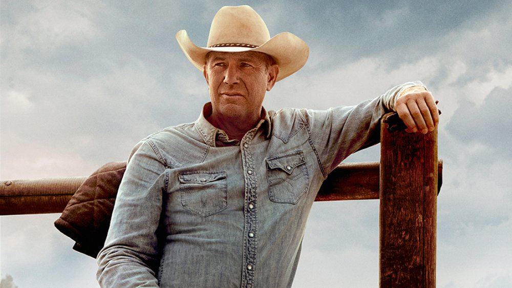 Kevin Costner in Yellowstone