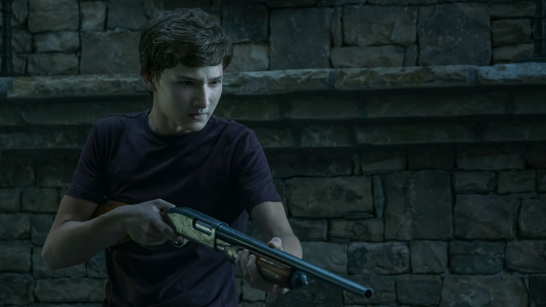 Skylar Gaertner as Jonah Byrde on Ozark