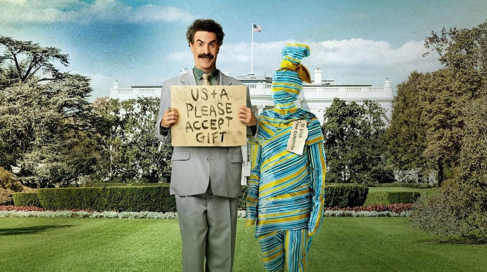 Borat 2 poster